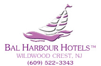 Bal Harbour Hotels - Wildwood Crest, NJ